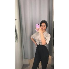 Cute Teen Outfits, Outfits For Teens, Beautiful Girl Facebook, Instagram Profile Picture Ideas, Snapchat Girls, Beautiful Girl Makeup, Kylie Jenner Outfits, Fake Girls, Hijabi Girl