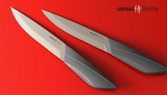 Kitchen knife by Olga Kalugina at Coroflot.com