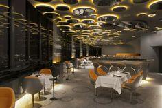 The Amazing Ciel de Paris Restaurant