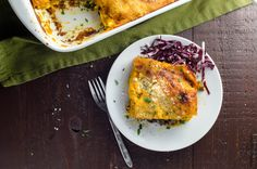Kabocha Winter Squash Lasagna Recipe | Umami Girl