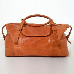 The Robeson Duffel Bag, $244, now featured on Fab.