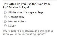 Facebook humaniza o EdgeRank e pergunta o que é mais relevante para o usuário na rede