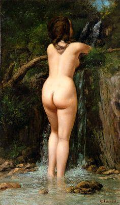 Гюстав Курбе-Источник-1862.jpg