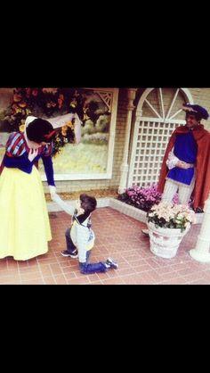Cute Disney proposal (she said yes)