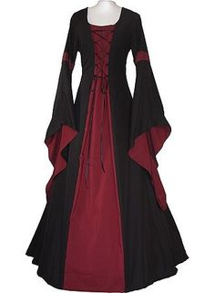 Medieval dress. Love!