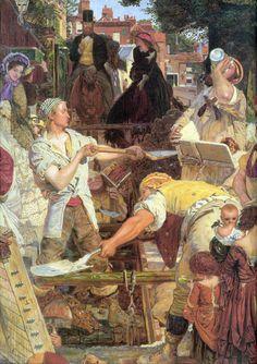 Ford Madox Brown: Work - detail