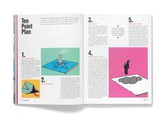 YouCanNow Issue One   Alex Hunting Magazine layout kolommen grid