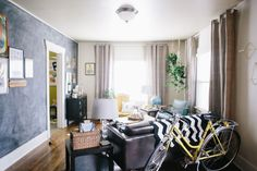 Bright and lovely living space