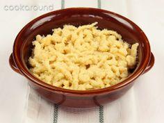 Spaetzle: Ricetta Tipica Trentino-Alto Adige | Cookaround