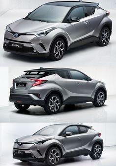 Mobil Baru Toyota Compact Suv Toyota Chr Otomotif Car