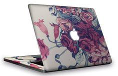 "Love this Macbook Skin, it was made for my 15"" macbook pro... hint hint: $23.81 US dollars.     macbook skin by glaubenskins on Etsy,"