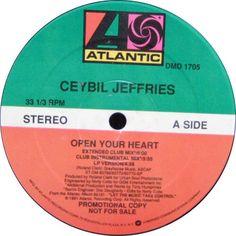 Ceybil Jefferies - Open Your Heart