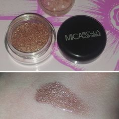 Micabella-eyeshadow, totally LOVE MicaBella Cosmetic!!
