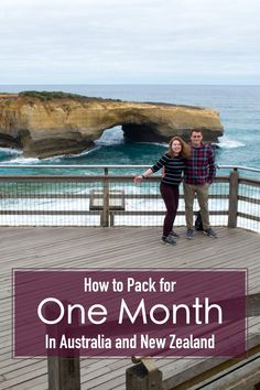 How to Pack for one month in New Zealand and Australia. Complete packing list for 30 days. : How to Pack for one month in New Zealand and Australia. Complete packing list for 30 days. Summer Packing Lists, Packing List For Travel, Packing Tips, Visit Australia, Australia Travel, South Australia, Travel Guides, Travel Tips, Travel Hacks
