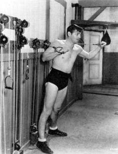 "Clark Gable in ""San Francisco"", 1936 MGM"