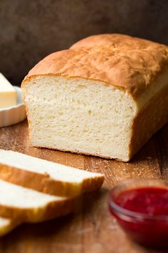 This is hands down the best homemade gluten free bread recipe. It's a tasty gluten free white bread that's incredibly easy to make! Gluten Free White Bread Recipe, Best Gluten Free Bread, Gluten Free Cooking, Paleo Bread, Cooking Food, White Rice Bread Recipe, Tapioca Bread Recipe, Gluten Free Homemade Bread, Best Gluten Free Sandwich Bread Recipe