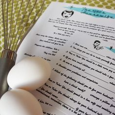 Printable Bridal Shower Game 1950's Housewife by printyourparty, $6.00