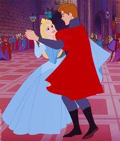 Sleeping Beauty will always be my favorite Disney princess! Plud my favorite Disney Couple♥