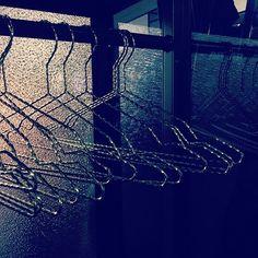 #roster #hanger #narikka Hanger, Neon Signs, Hangers, Hanger Hooks, Coat Hanger