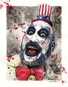 Captain Spaulding -The Devil's Rejects