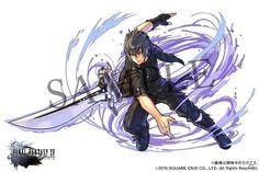 Noctis Lucis Caelum - Final Fantasy XV