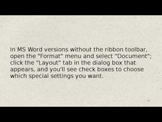 How To add a header in microsoft word