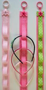 Headband hanger!
