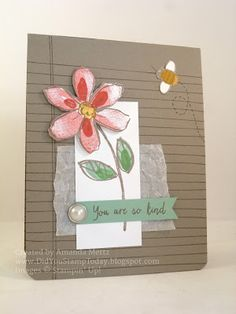 Did You Stamp Today?: Garden of In Colors - Fab Friday 67 - Stampin' Up! Garden in Bloom