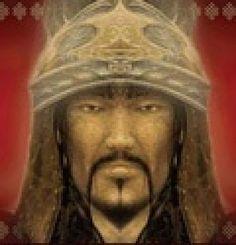 GENGHIS KHAN 1162-1227 .