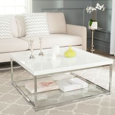 Found it at AllModern - Malone Coffee Table