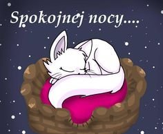 Good Night, Good Morning, Animals And Pets, Disney Characters, Fictional Characters, Humor, Anime, Cards, Polish
