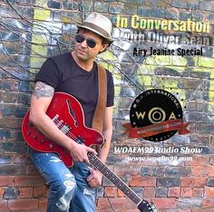 Today we have New Jersey singer Airy Jeanine in conversation with MTV EMA Nominated Artist Producer and Grammy Voter Oliver Sean LIVE on the WOAFM99 Radio Show. Supporting the show are 6 breakthrough artists and their amazing songs from various genres - to...