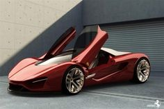 "Sadikhov was awarded second place at the Ferrari World Design Contest. The Ferrari Xezri Concept was named after, ""a local wind which is in the western part of Caspian Sea,"" and that the design exemplifies an innovative, high-technology solution to the needs of a lightweight car for both the road and track."