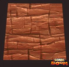 Cliff texture from the official artwork set for #SonicBoom Rise of Lyric on the #WiiU. #SonictheHedgehog. http://sonicscene.net/sonic-boom-rise-of-lyric