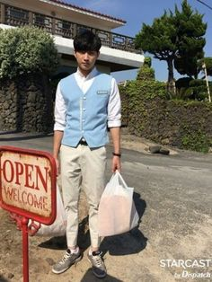 Jinyoung B1A4 - Warm and Cozy