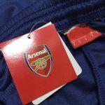Arsenal FC Blue 3/4 Training Pants [C849]