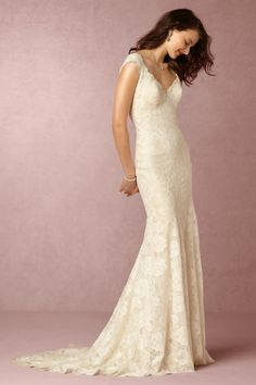 Amalia Gown in New Dresses at BHLDN