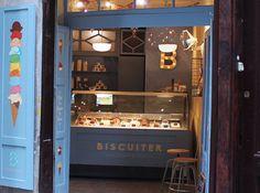 Biscuiter - Miniguide Barcelona