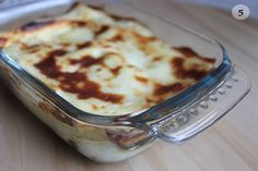 battle food: gratin blette