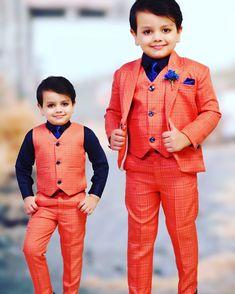 Boys Dressing Style, Fashion 2020, Kids Fashion, Stylish Baby Boy, Kids Wear Boys, Baby Boy Dress, Small Boy, Beautiful Children, 3 Piece