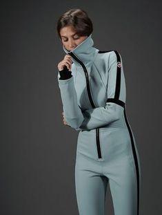 Space Fashion, Ski Fashion, Fashion Outfits, Fashion Design, Sporty Fashion, Fashion Women, Winter Fashion, Tennis Fashion, Sport Chic