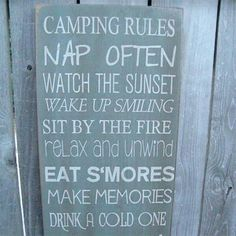 Sounds perfect huh? For the river