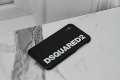 Dsquared2 DSQ2 Slide IPhone X Cover - Iphone x Covers Uomo  Store