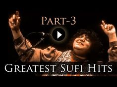 Best Of Sufi Songs Part 3 - Abida Parveen - Reshma - Best Sufi Song Collection Sufi Songs, Sufi Music, Pakistani Music, Kingdom Of Heaven, Old Song, Perfect Sense, Marketing, Best Songs, The World's Greatest