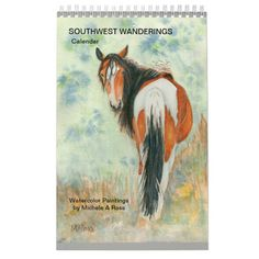 Southwest Wanderings Calendar