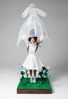 バルーン・アーティストDaisy Balloon|スペクタクルな美的世界|インタビュー (2/6)|アート|Excite ism(エキサイトイズム)