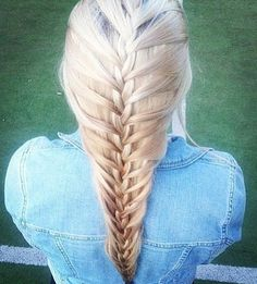#hair #frenchbraid