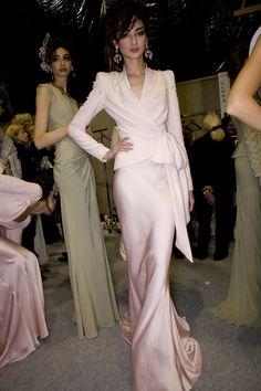 Christian Dior at Paris Spring 2008 (Backstage)