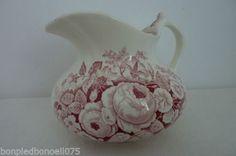 Pichet-ancien-de-toilette-faience-decor-floral