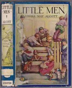 Little Men by Louisa May Alcott